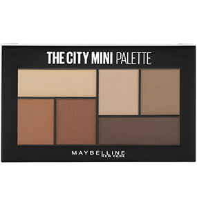 Maybelline New York City Mini Eyeshadow Palette