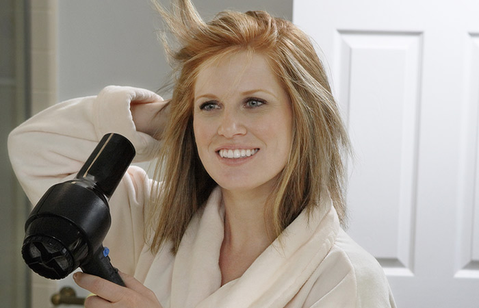 Mindful Of How You Blow Dry Your Hair