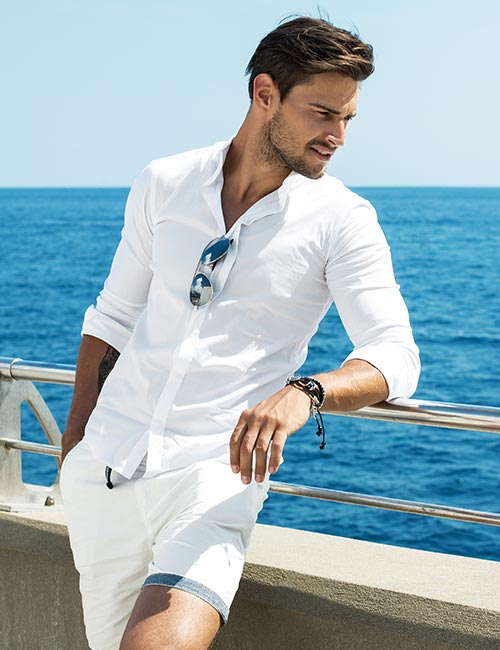 Nothing Cools Better In Summers Than An All-White Outfit