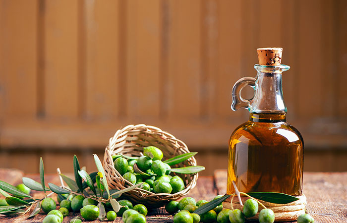 Olive Oil-Based Beauty Product Remedies
