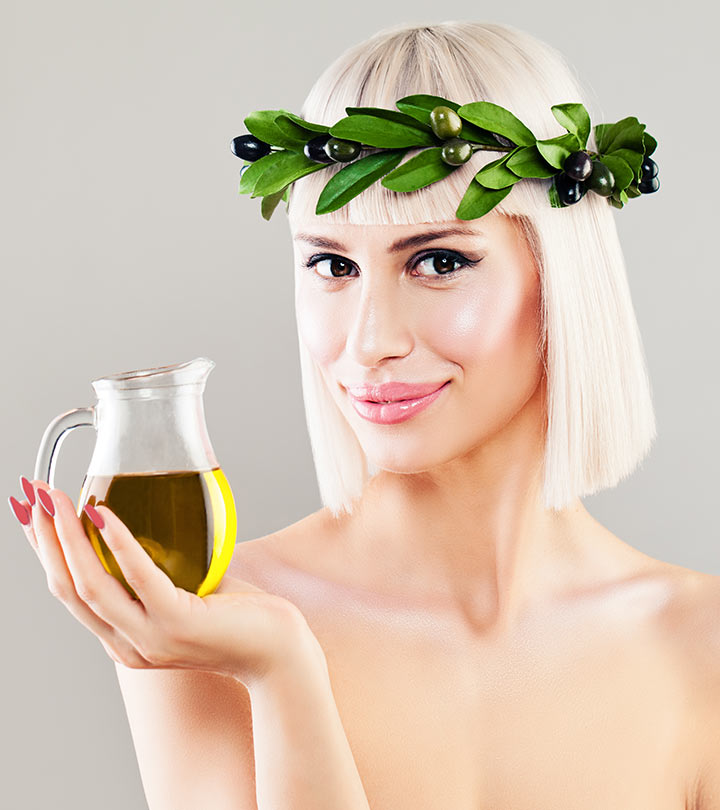 DIY Olive Oil-Based Beauty Product Remedies You Should Try