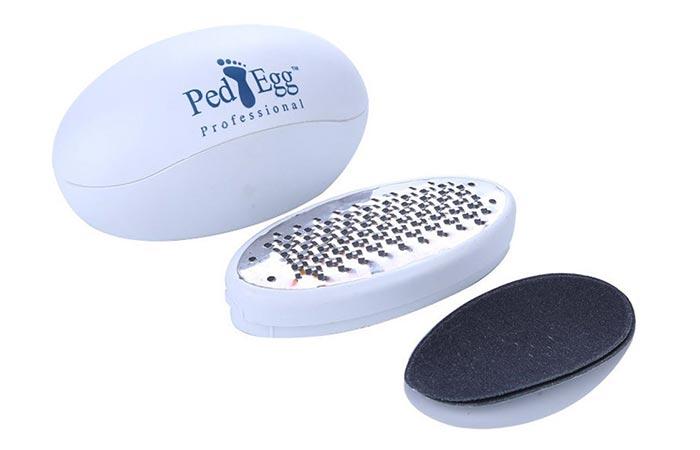 Ped Egg Professional Foot File - Manual Callus Removers