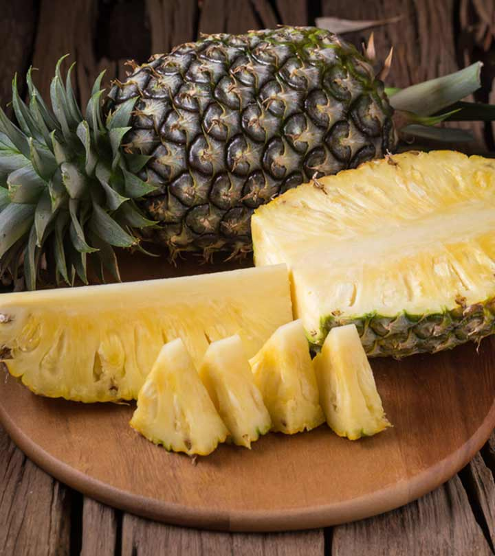 Pineapple Benefits, Uses and Side Effects in Hindi