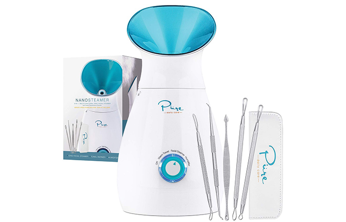 Pure Daily Care Nanosteamer - Best Steam Inhalers