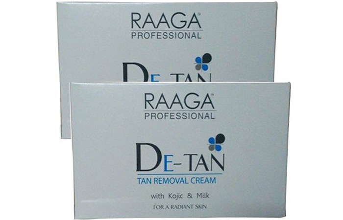Raga Professional D-Tan Tan Removal Cream
