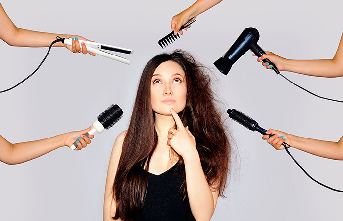Say No To High Heat On Straighteners