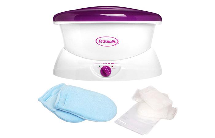 Scholl's Quick Heat Paraffin Bath - Best Paraffin Wax Baths