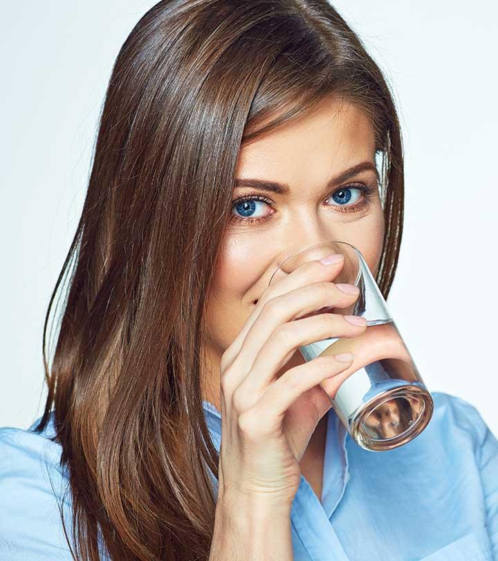 पानी पीने के फायदे – त्वचा, बालों और सेहत के लिए – Skin, Hair And Health Benefits of Water in Hindi