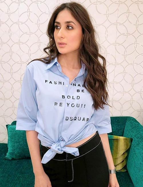 therealkareenakapoor </a> </strong> Soft curls </p> <div id=