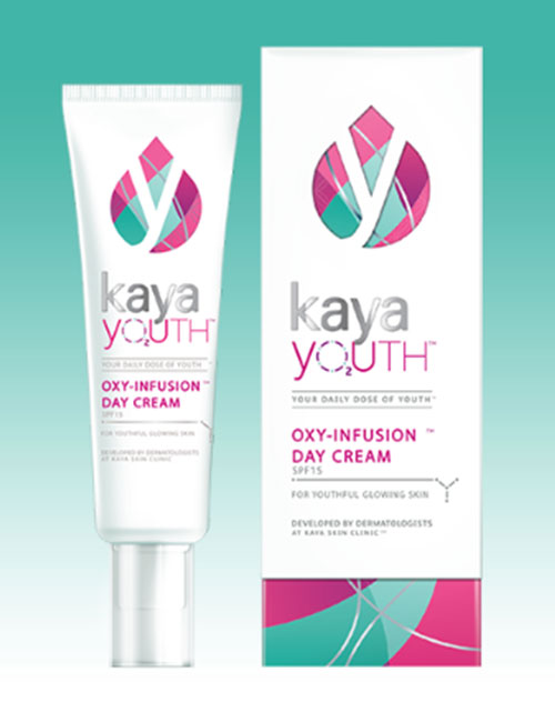 Get out with the young Oxy-Infusion Day Cream