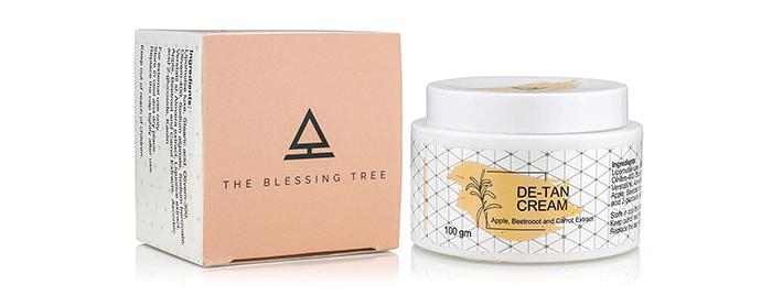 The Blessing Tree De Tan Cream