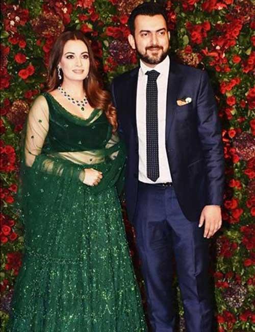 The doe-eyed beauty got married to her business partner Sahil Sangha