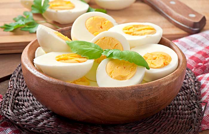 Eggs for Hypothyroidism in hindi