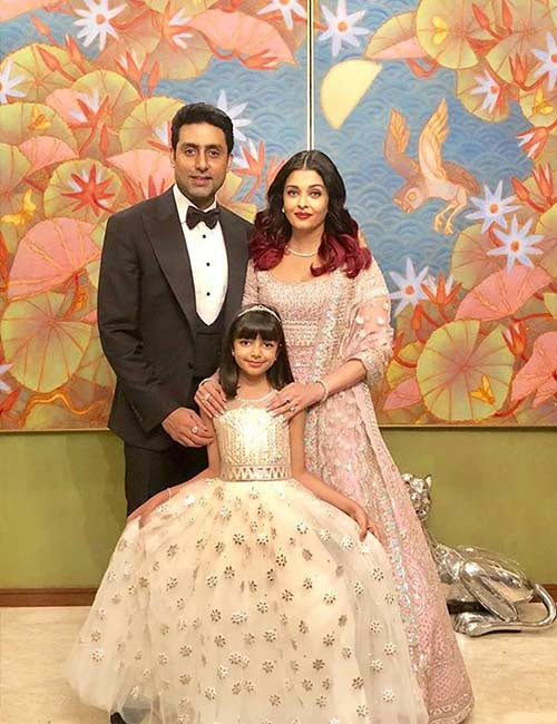 Today, the couple makes for a happy trio with their daughter, Aradhya Bachchan