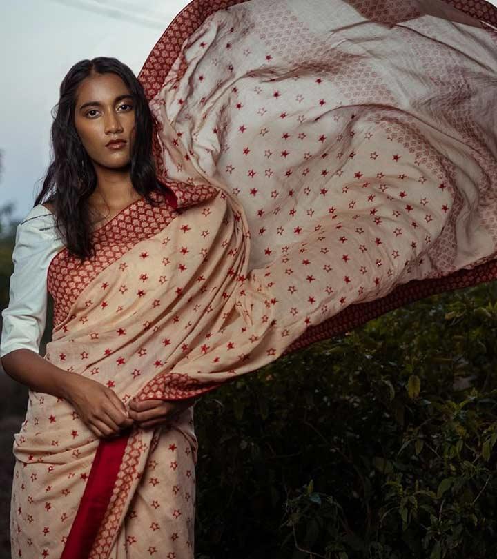 5 Unique Styles Of Saree Draping
