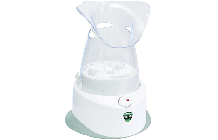 Vicks Personal Electric Steam - Best Steam Inhalers