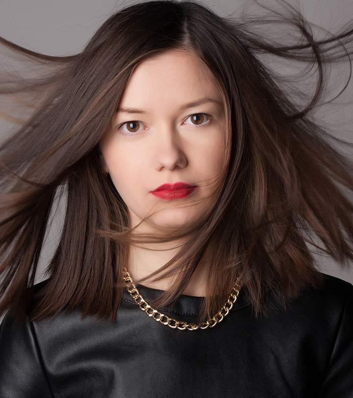30 Volumizing Hairstyles For Thin Medium-Length Hair