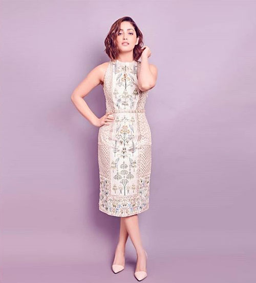 Yami Gautam's Formal Summer Dress