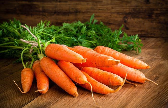 Atirikt Motapa Kam Karne Ke Liye Carrot