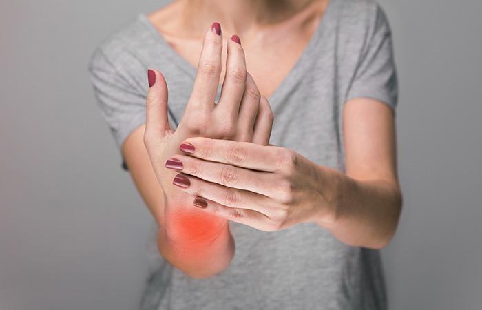 Arthritis ke liye Jaiphal