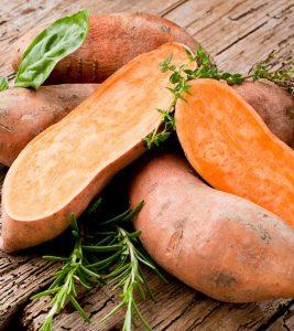 शकरकंद (Shakarkandi) के 13 फायदे, उपयोग और नुकसान - Sweet Potato Benefits, Uses and Side Effects in Hindi
