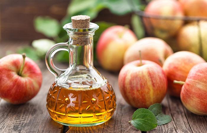1. सेब का सिरका