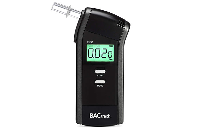 Bactrack S80 Professional Breathalyzer - Breathalyzers