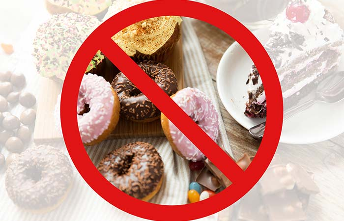 1. Eliminating Processed Foods, Starchy Carbs, And Sugars
