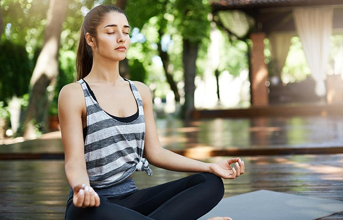 1. Learn To Practice Breathing Efficiently