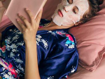 10 Super Easy DIY Sheet Masks For Glowing Skin