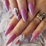 11 Ways To Wear The Jelly Nail Trend