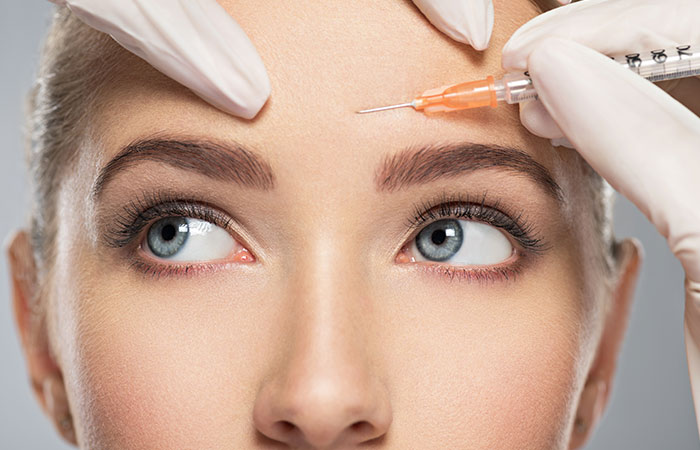 2. A Shot Of Botox Works
