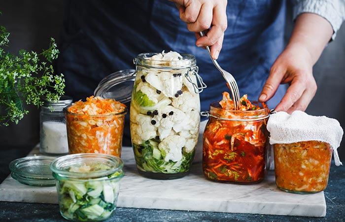 2. Adding Foods That'll Enhance Immune System