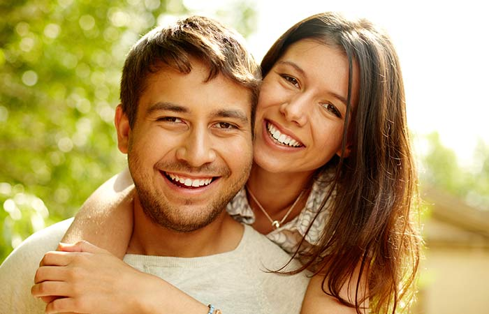 3. Marriage Is A Happy Commitment To Each Other