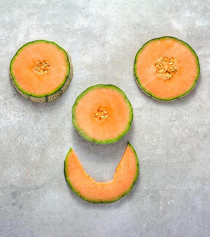 5 Amazing Ways Muskmelon Is A Blessing For Your Skin