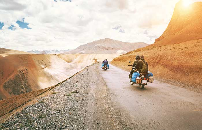 8. Enjoy the Lifetime Trip - Manali-Lech Road Trip