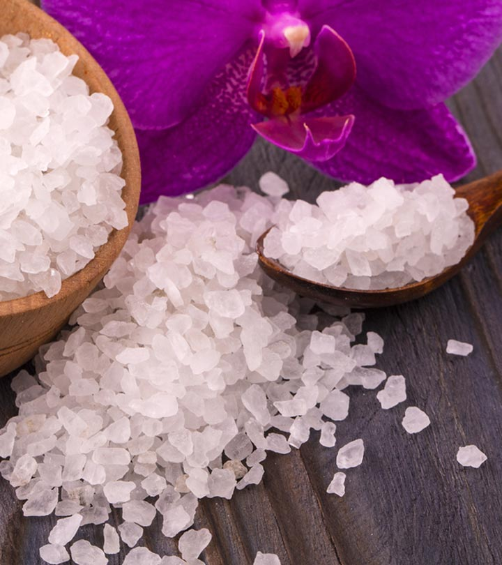 All About Epsom Salt - Sendha Namak in Hindi