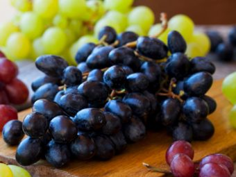 All About Grapes Angoor