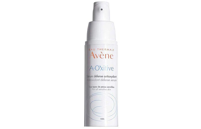 Avene Eau Thermale A Antioxidant Protection Serum
