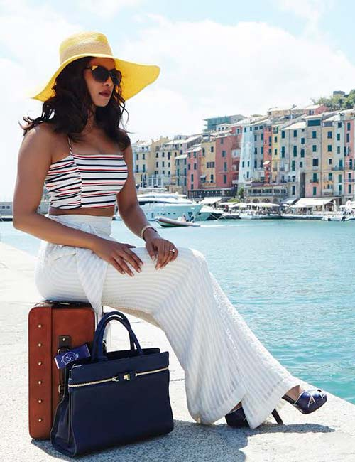 Ayesha (Played By Priyanka Chopra In Dil Dhadakne Do)