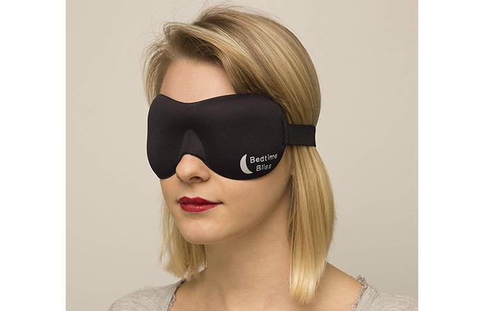 Bedtime Bliss Sleep Mask