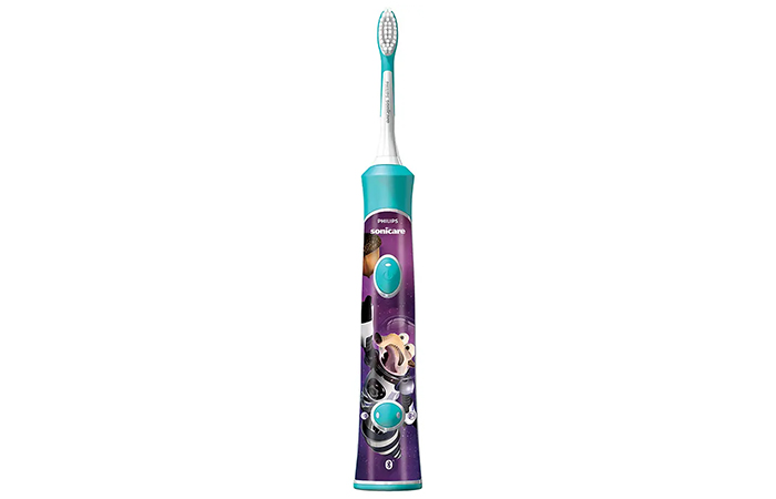 Best Premium – Philips Sonicare For Kids Bluetooth Connected Rechargeable Sonic Toothbrush