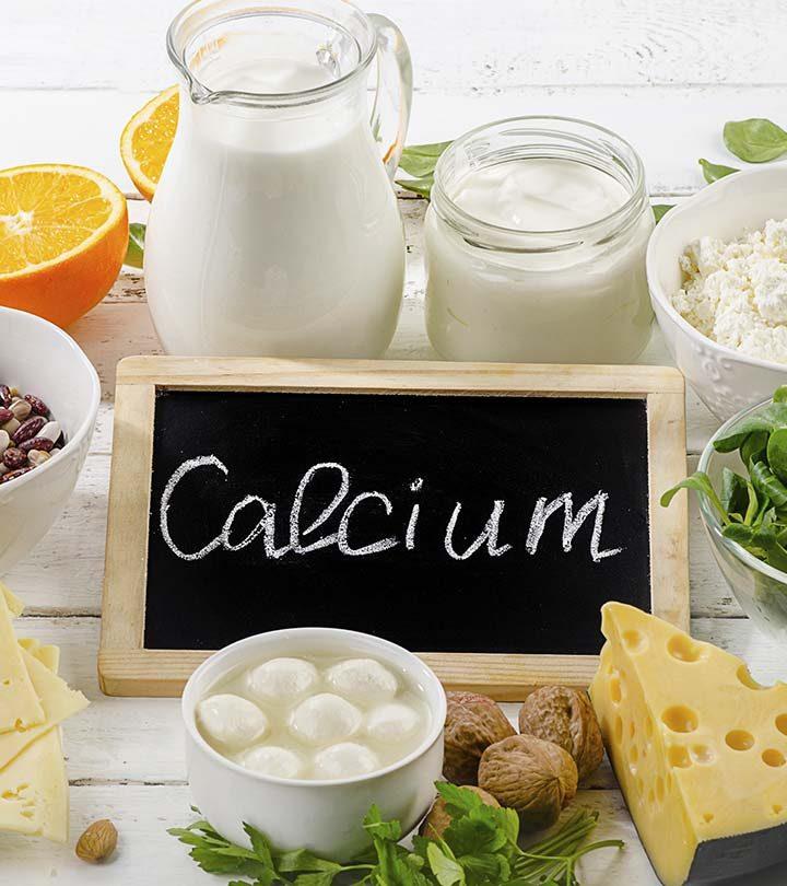 Calcium Rich Foods in Hindi