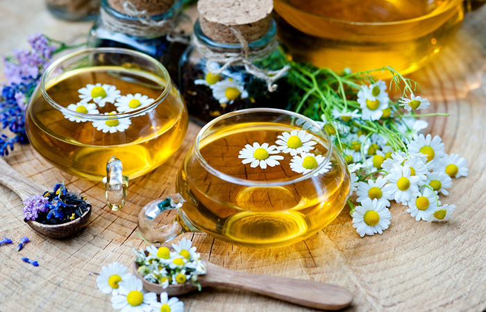 Chamomile And Lavender Sheet Mask (For Calming Your Skin)