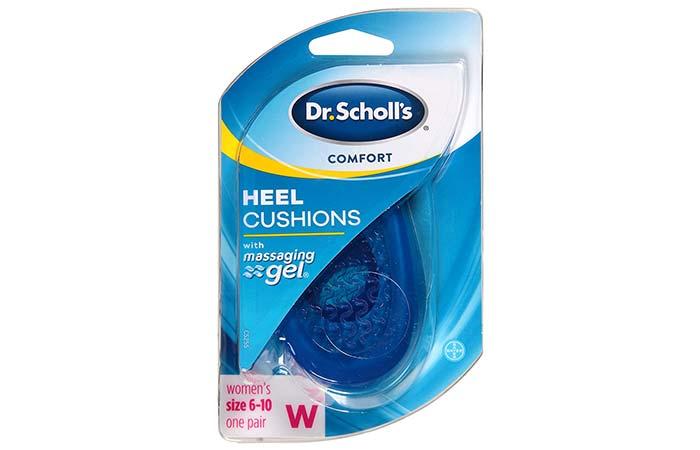 Dr. Scholls Comfort Heel Cushions
