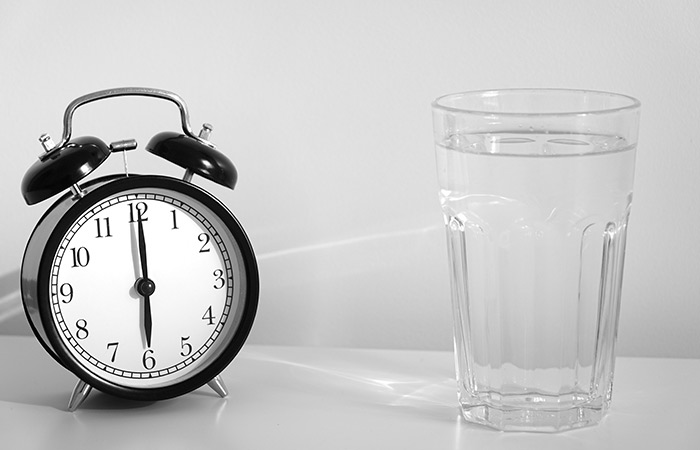 Drink A Glass of Water Every Hour, on the Hour