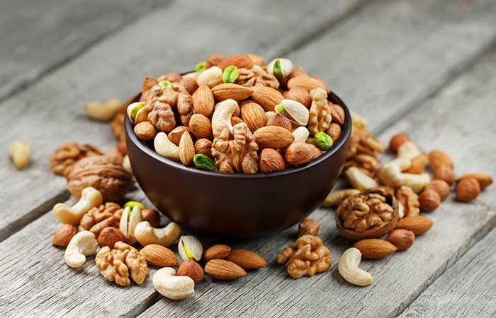 Dry Fruits for Calcium in Hindi