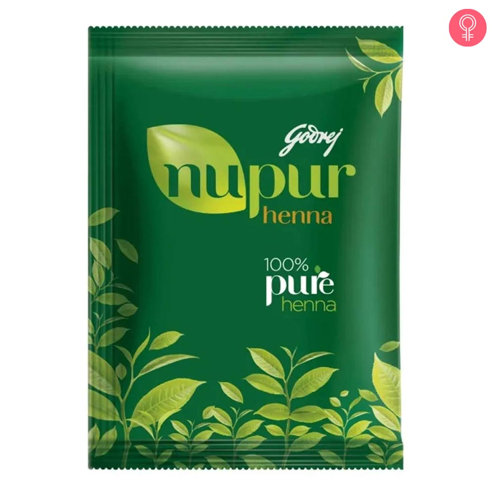 Godrej Nupur Henna Color