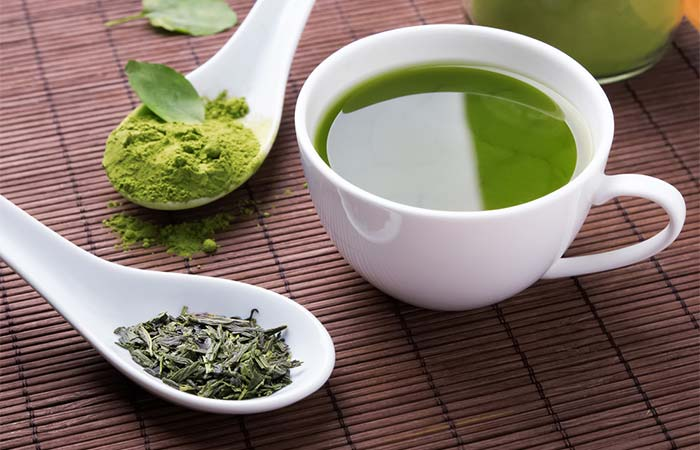 Green tea for malaria in hindi
