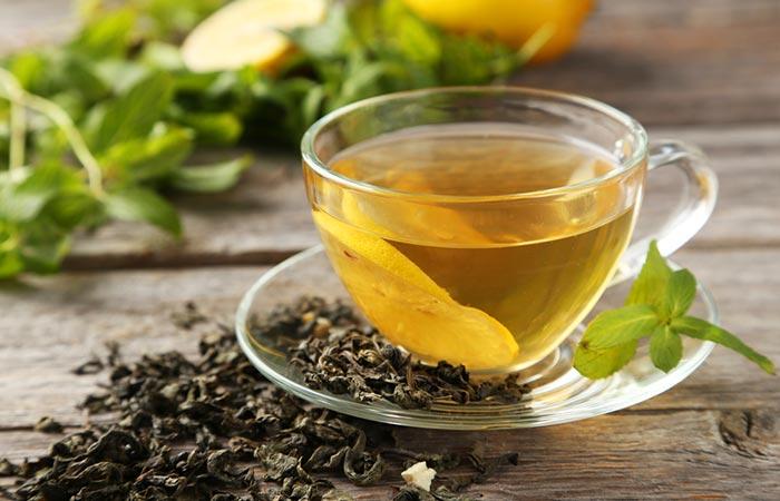 Green Tea for Diarrhea in Hindi